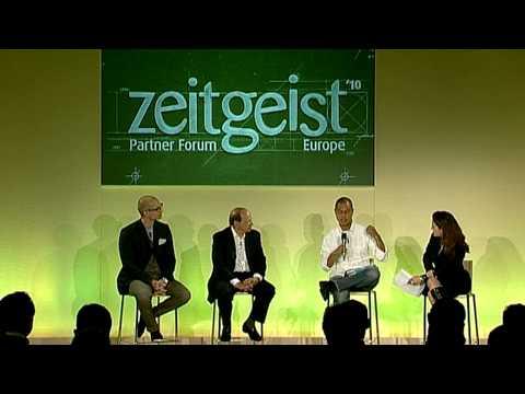 Theme 5: Delivering Innovation - Zeitgeist Europe 2010