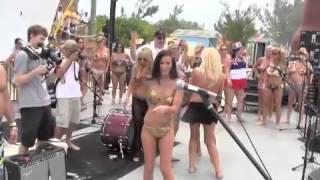 ABC Bikini Contest KRCTM Cruise 2012 At Half Moon Cay Bahamas