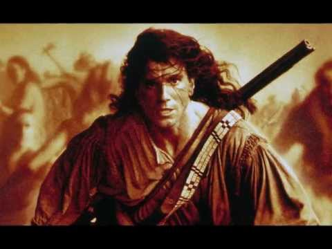 The Last of The Mohicans - Soundtrack -The Courier - Music - Trevor Jones