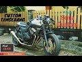 [Senja Vlog]Honda CB400 Custom Cafe Racer