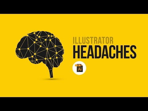 4 Adobe ILLUSTRATOR HEADACHES & The Remedies