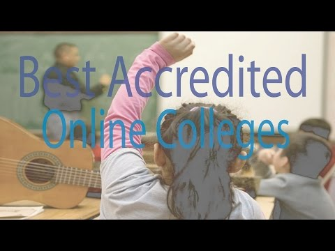 best accredited online colleges
