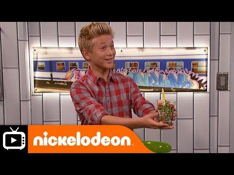 Game Shakers | Bathroom Attendant | Nickelodeon UK