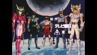 Saint Seiya Opening 2 Latino HD 720p