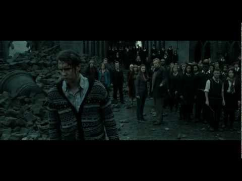 Harry Potter And The Deathly Hallows -- Part 2: Neville Longbottom Speech (HD)