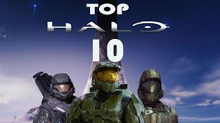 TOP 10 - Nuestras Misiones Favoritas de Todo HALO