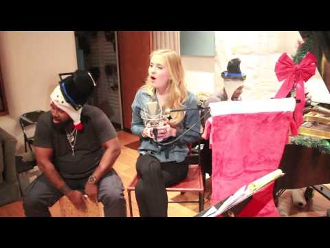 Caroline Sunshine  All I Want For Christmas ACOUSTIC  VIDEO