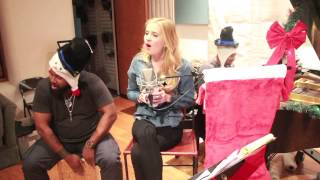 Caroline Sunshine - All I Want For Christmas [ACOUSTIC OFFICIAL VIDEO]