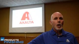 A Conversation With ... Craig Dietz, Axalta Coating Systems