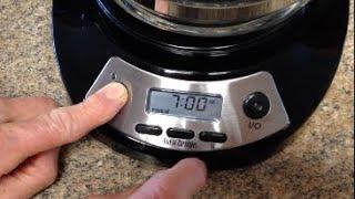 How to Use the Hamilton Beach Coffee Pot
