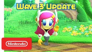 Kirby Star Allies: Wave 3 Update - Susie Suits Up! - Nintendo Switch