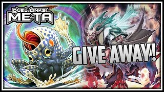 Top 4 Decklists! Give Away 16! [Yu-Gi-Oh! Duel Links]