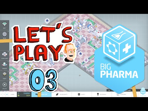 big-pharma---ep-3---dysfunctional-disfunction-drugs---let's-play
