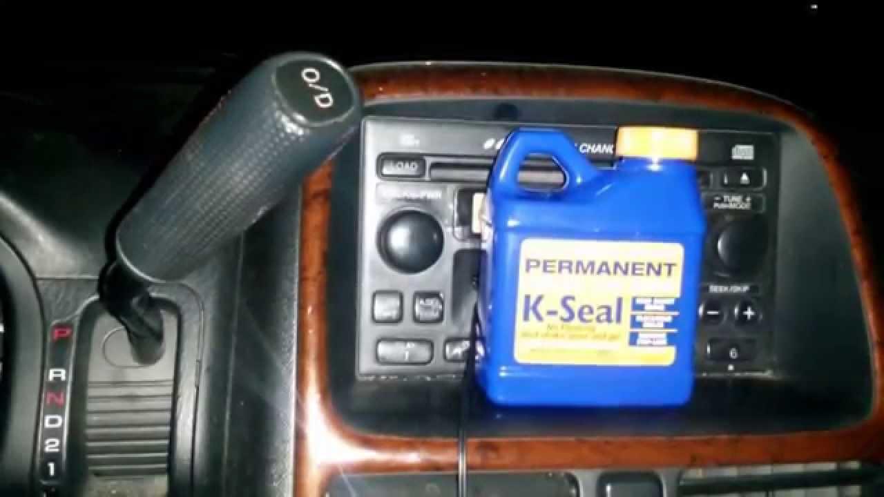 K Seal Coolant Leak Repair Review Pt1 Youtube Toyota Camry Diagram