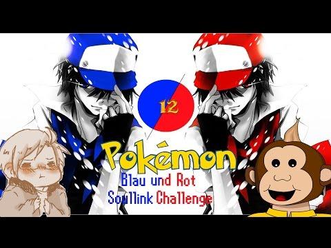 Pokemon Blau 👬 #12 -Geile alte Männer und unschuldige Jungs- Soullink Challenge