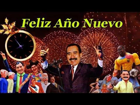 Conteo De Año Nuevo En Ecuador