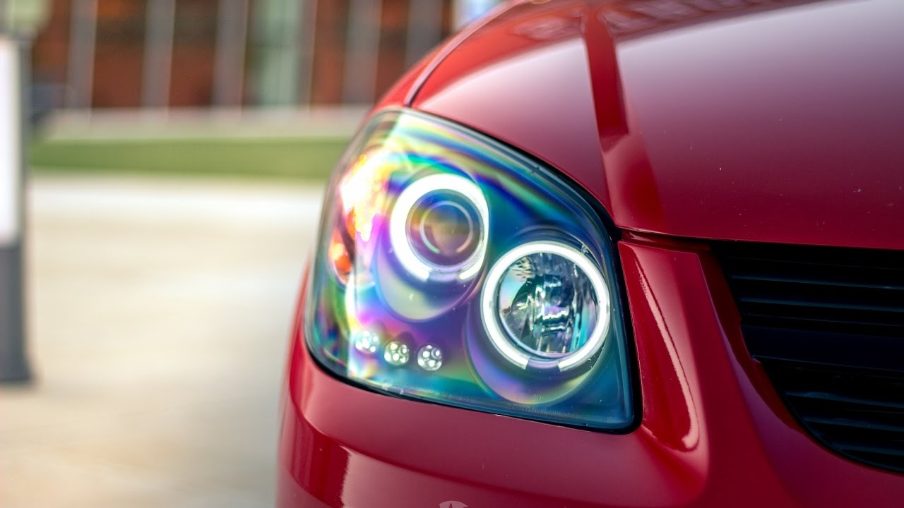 Chevy Cobalt Spyder Projector Headlights Review