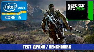 Sniper Ghost Warrior 3 Beta GTX 750 Ti - i5 2320 - 1080p
