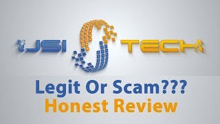 USI Tech Legit Or Scam?? - Honest USI Tech Review - Bitcoin Compounding - Crypto Updates