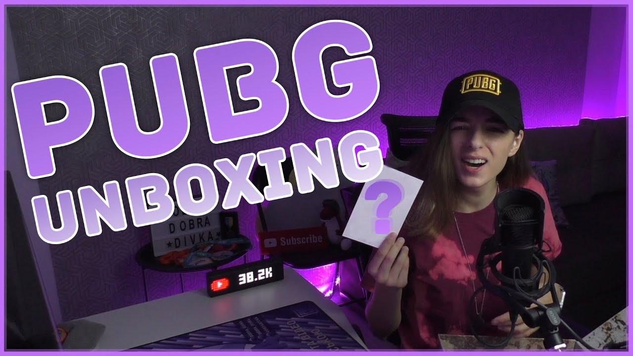 PUBG UNBOXING | PARTNERS BOX