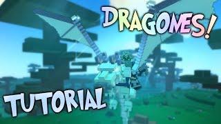 Guía de los dragones en Trove - COMO CONSEGUIR TU DRAGON!!!