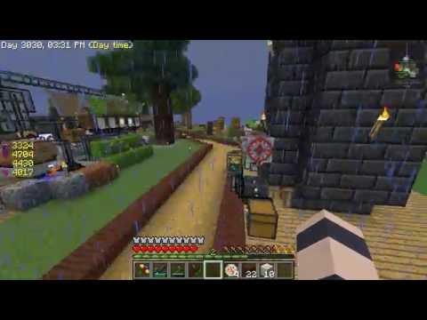 Minecraft - Sky Factory #52: Reactor Online