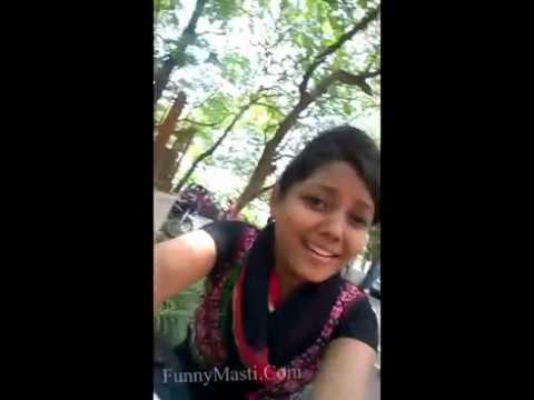 Indian Dirty Girl Making Dirty Joke Video Maa Ke Lude