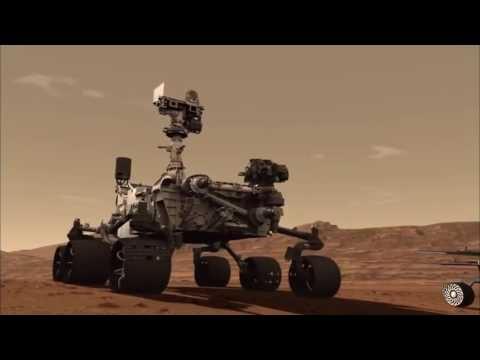 mars rover animation landing - photo #18