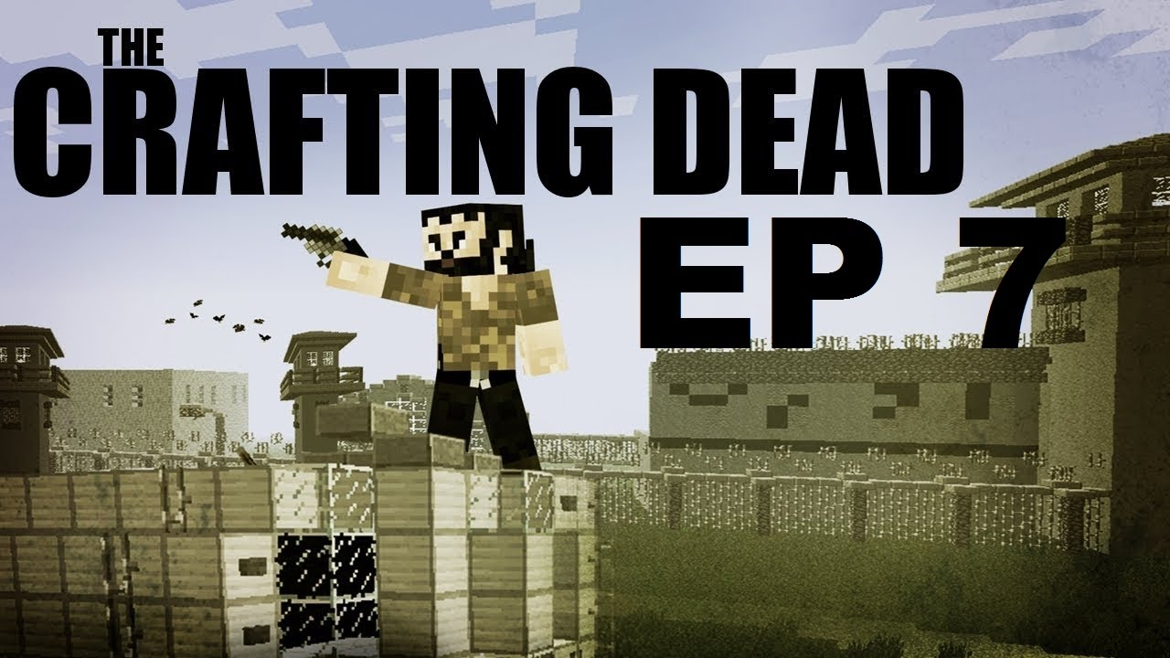 Minecraft the crafting dead roleplay ep 7 youtube for The crafting dead ep 1