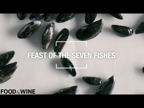 Feast Of Seven Fishes Recipes | Food & Wine