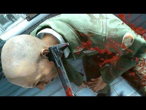Wolfenstein 2 The New Colossus Die Hard 01 ► Slow Motion Kills |