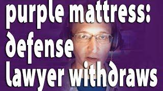 purple mattress lawsuit 2018
