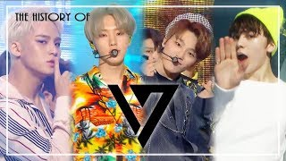 Gambar cover SEVENTEEN Special ★Since 'ADORE U' to 'OH! MY'★(1h 2mins Stage Compilation)