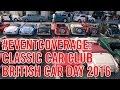 British Car Day 2016 - Classic Car Club of Ceylon