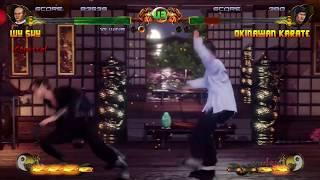 Shaolin vs Wutang JET LI (Wu Shu) VS SONNY CHIBA (Okinawan Karate)