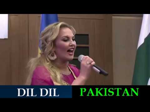 DIL DIL PAKISTAN by American Singer | Heart-touching tribute to Junaid Jamshed