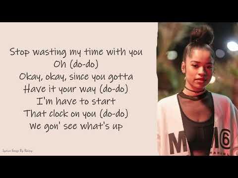 Ella Mai - Shot Clock | Lyrics Songs