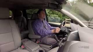 2014 Honda Odyssey Test Drive Review