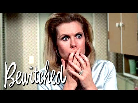 The Stephens Are Trapped In Their Own House | Bewitched