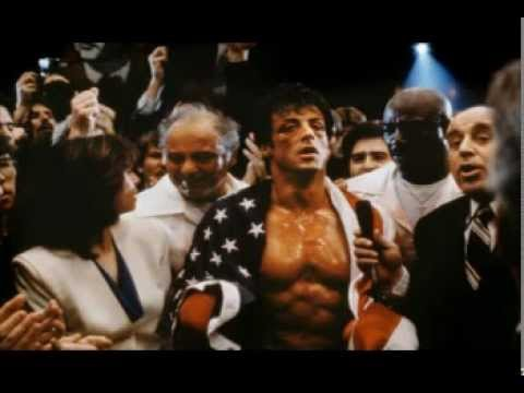 Musique film - Rocky 1976 ( Sylvester Stallone ).