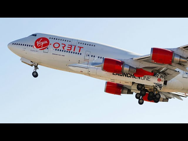 Can Virgin Orbit Take Off? - BBC Click
