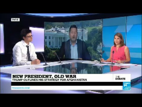 THE DEBATE - New president, old war: Trump outlines his strategy for Afghanistan Mp3