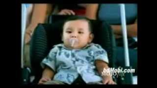 Funny Banned Commercial - thirsty baby