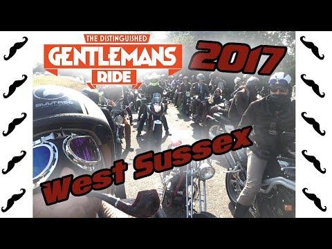 Distinguished Gentlemans Ride - West Sussex 2017