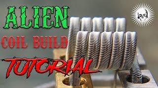 Alien Coil Build Tutorial