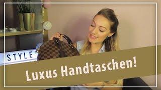 💕 Luxus Handtaschen Sammlung - Chanel, Louis Vuitton, Michael Kors 💗 Lola Sparks