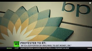 Massive slap in the face: Activists slam British Museums ties to BP