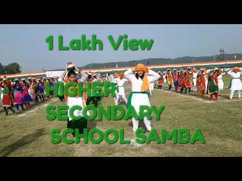 लोका कढु चुक गोरिए/ Dogri Dance / Dogri Dance /Govt Girl Higher Secondary samba