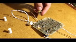 Электронное устройство для квестов