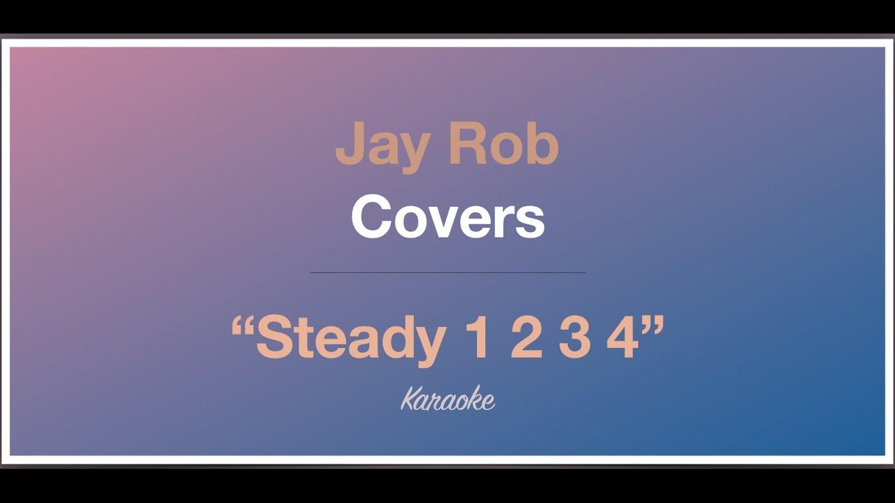 Steady 1234 jasmine thompson karaoke acoustic youtube hexwebz Gallery